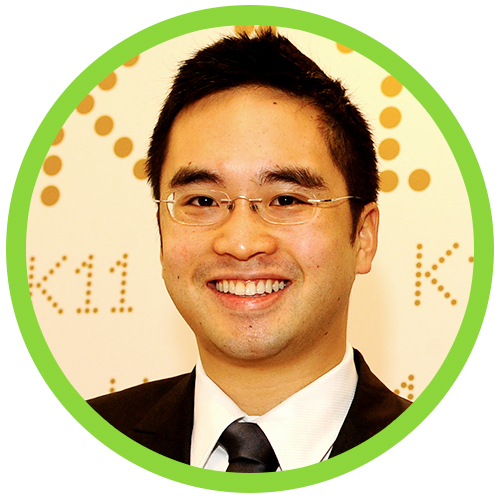 Adrian Cheng, New World Group
