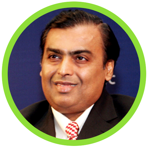 Mukesh Ambani, Reliance Industries