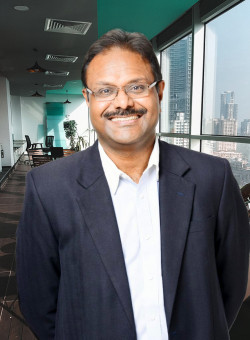 Naveen Khajanchi is chief executive of Executive Search Service, an executive coach and a family business adviser
