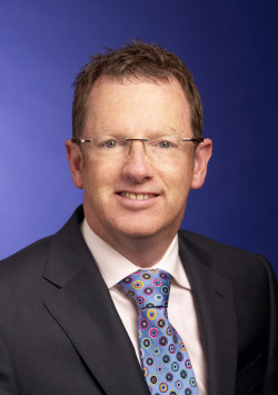 Tom McGinness is Global Leader Family Business at KPMG Private Enterprise